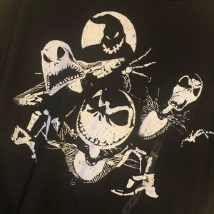 Disney Shirts - Men's Disney The Nightmare before Christmas tee